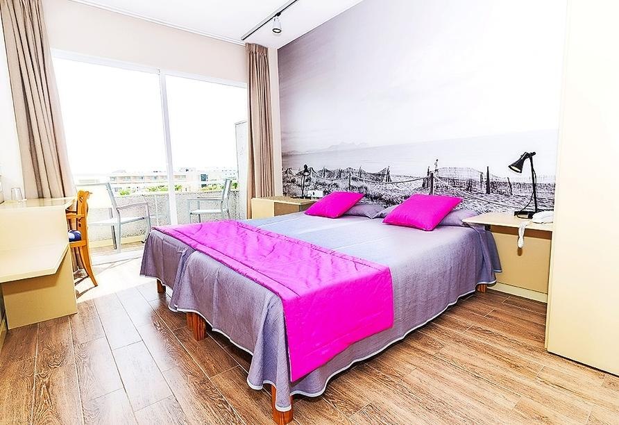 Beispiel eines Zimmers im Beispielhotel EIX Platja Daurada in Can Picafort