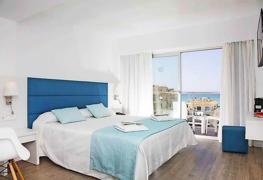 Beispiel eines Zimmers im Beispielhotel Roc Leo in Can Pastilla