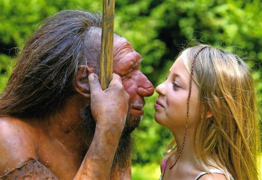 AMBER HOTEL Hilden/Düsseldorf, Neanderthal Museum