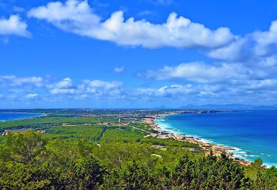 Während Ihres Ausflugs erleben Sie hautnah, was Formentera so besonders macht.