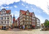 Hotel Crowne Plaza Hannover Schweizerhof, Holzmarkt