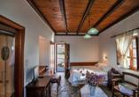 Beispiel für ein Doppelzimmer im Beispielhotel Limeni Village.
