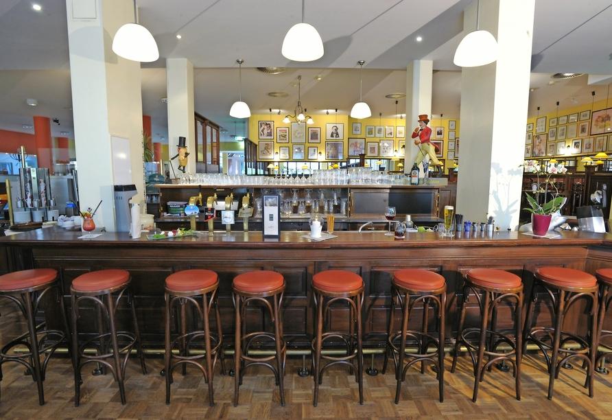 AMBER HOTEL Chemnitz Park, Bar
