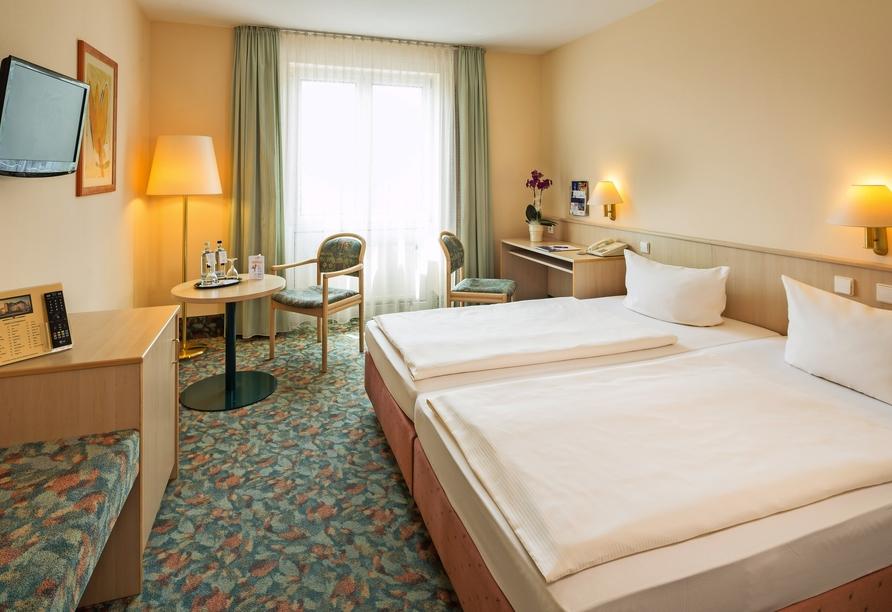 AMBER HOTEL Chemnitz Park, Zimmerbeispiel