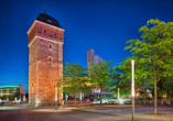AMBER HOTEL Chemnitz Park, Roter Turm Chemnitz
