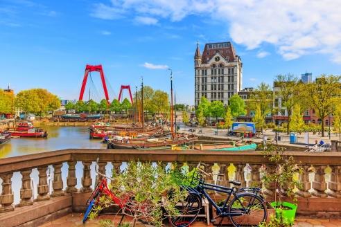 MS VistaSky, Rotterdam