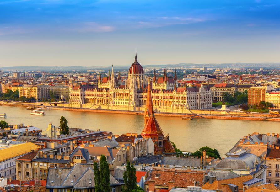 Budapest – eine der schönsten Städte Osteuropas