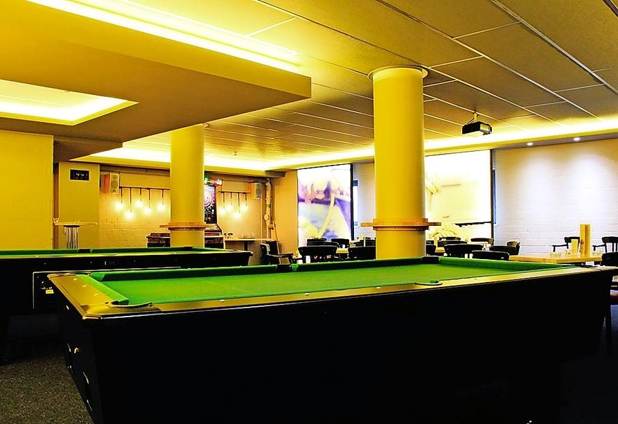 Hotel Park Soltau, Freizeitraum