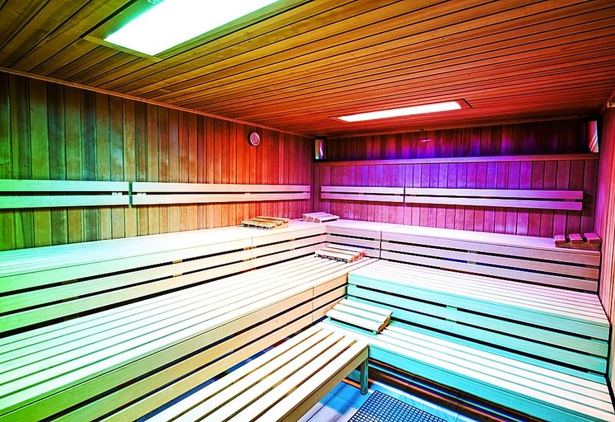 Hotel Park Soltau, Sauna