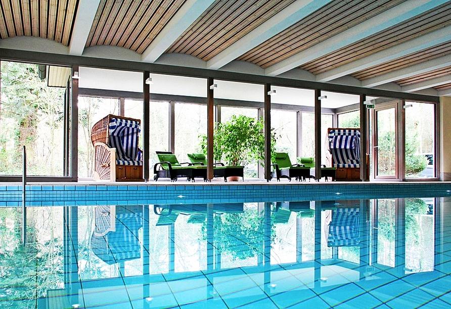 Hotel Park Soltau, Hallenbad