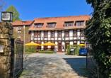 Hotel Halberstädter Hof, Außenansicht