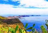 Vom Aussichtspunkt Pico do Facho haben Sie einen atemberaubenden Ausblick.