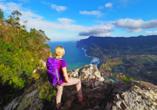 Genießen Sie herrliche Ausblicke im Norden Madeiras.