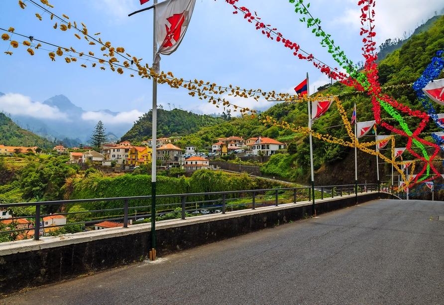 Freuen Sie sich auf Ihren schönen Urlaubsort São Vicente.