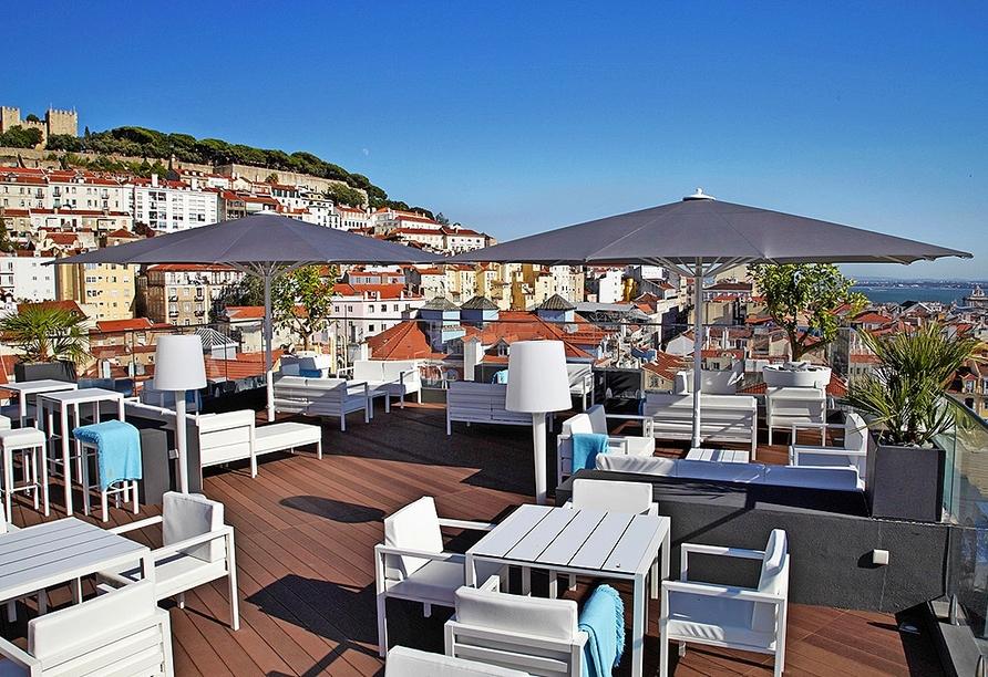 Hotel Mundial in Lissabon, Bar & Lounge