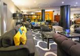 Hotel Mundial in Lissabon, Sitzbereich