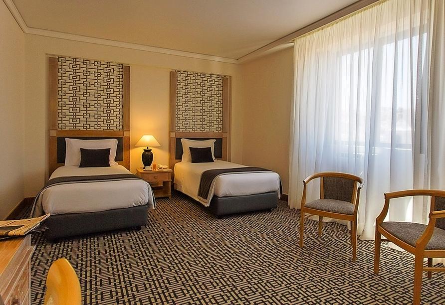 Hotel Mundial in Lissabon, Zimmerbeispiel
