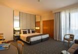 Hotel Mundial in Lissabon, Beispiel eines Doppelzimmers