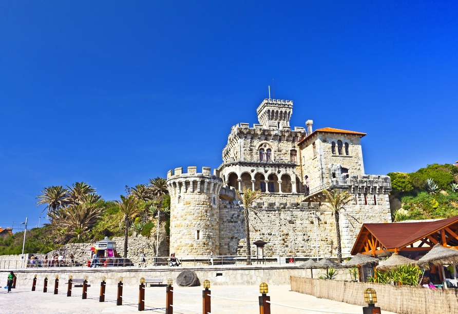 Hotel Mundial in Lissabon, Estoril
