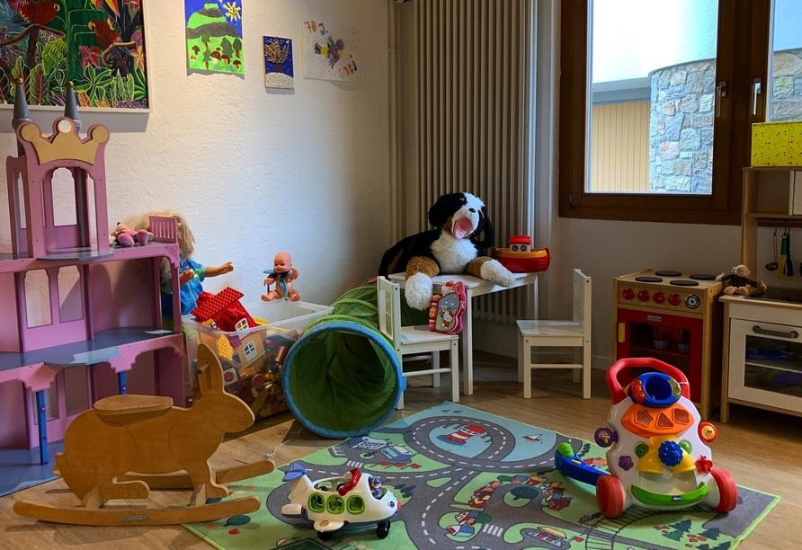 Hotel Crystal Engelberg, Kinderspielzimmer