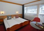 Hotel Crystal Engelberg, Zimmerbeispiel