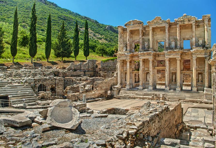 Städteerlebnis und Küstenregionen, Ephesos