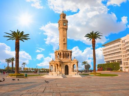 Städteerlebnis und Küstenregionen, Izmir