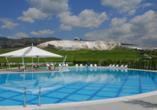 Städteerlebnis und Küstenregionen, Beispielhotel Tripolis Thermal Hotel