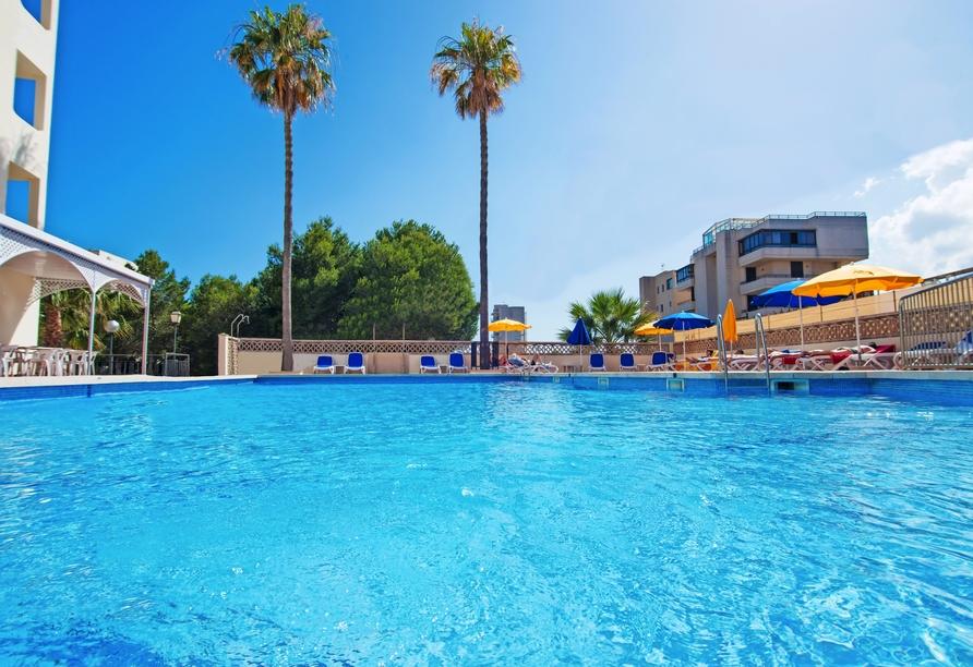 Hotel La Santa Maria Playa, Außenpool