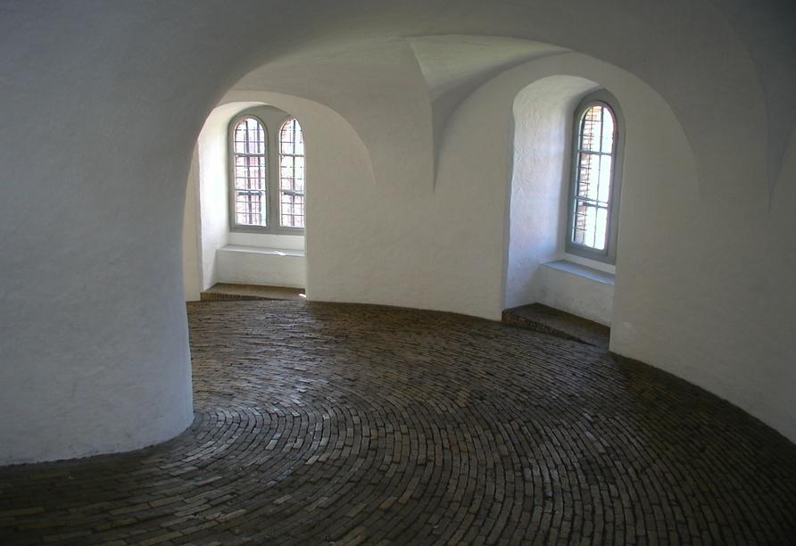 Kurzreise Dänemark, Runder Turm
