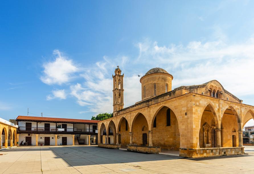 Nordzypern Rundereise, Agios Mamas Church