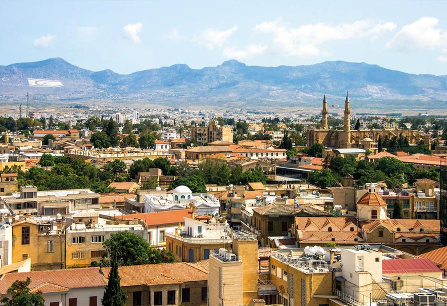 Nordzypern Rundereise, Nicosia