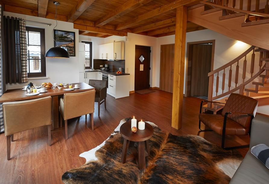 Göbel's Seehotel Diemelsee, Chalet