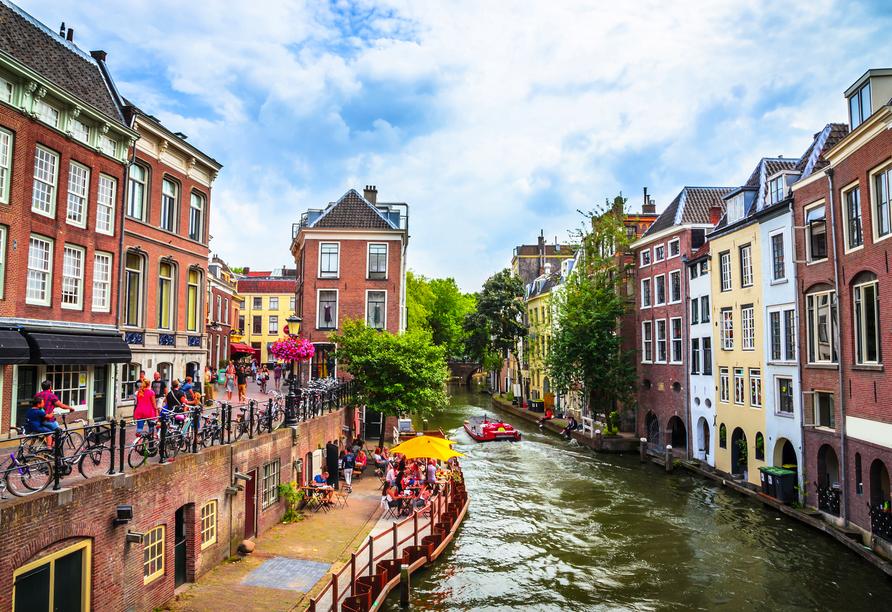 De Amsterdam, Utrecht