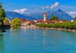 Carlton- Europe Vintage, Schweiz, Interlaken