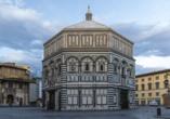 Toskana – Kultur und La Dolce Vita, Baptisterium San Giovanni, Florenz