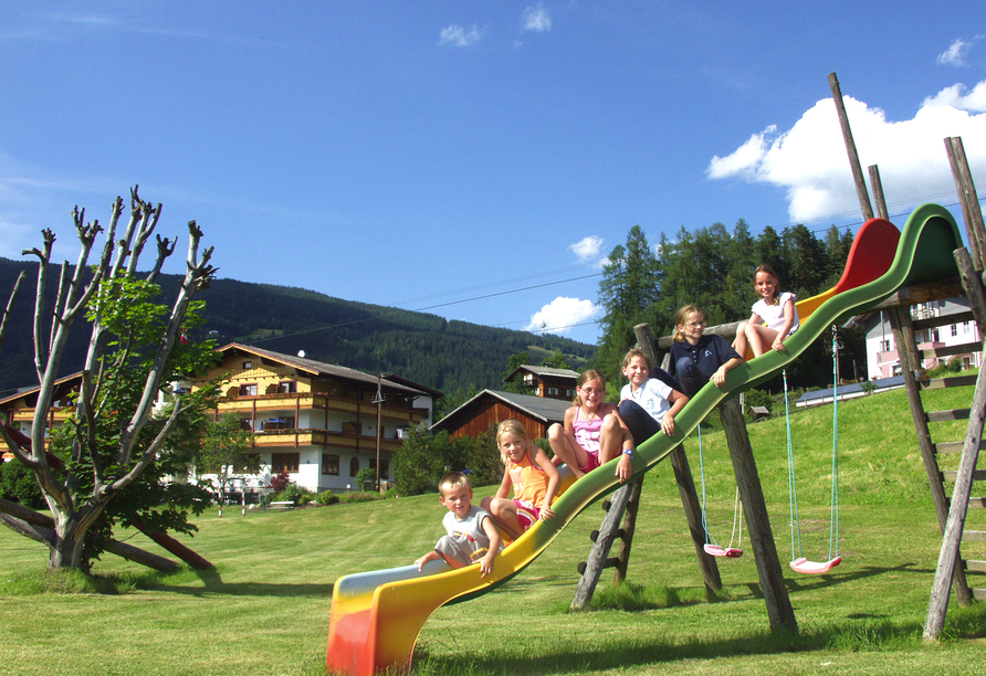 Ferienhotel Gewürzmühle in Radstadt, Spielplatz