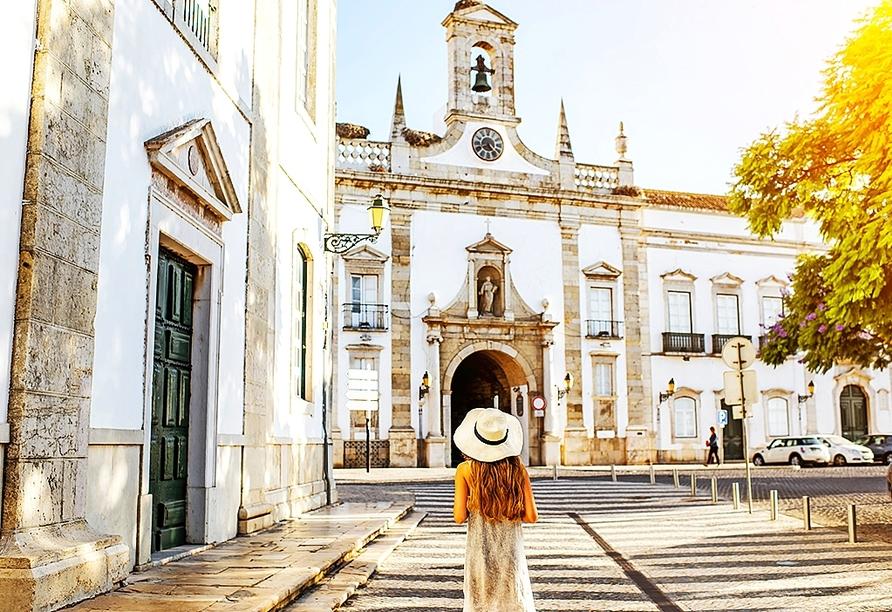 Hotel Vasco da Gama in Monte Gordo, Faro