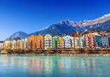 Alpenhotel Edelweiss in Maurach, Österreich, Innsbruck