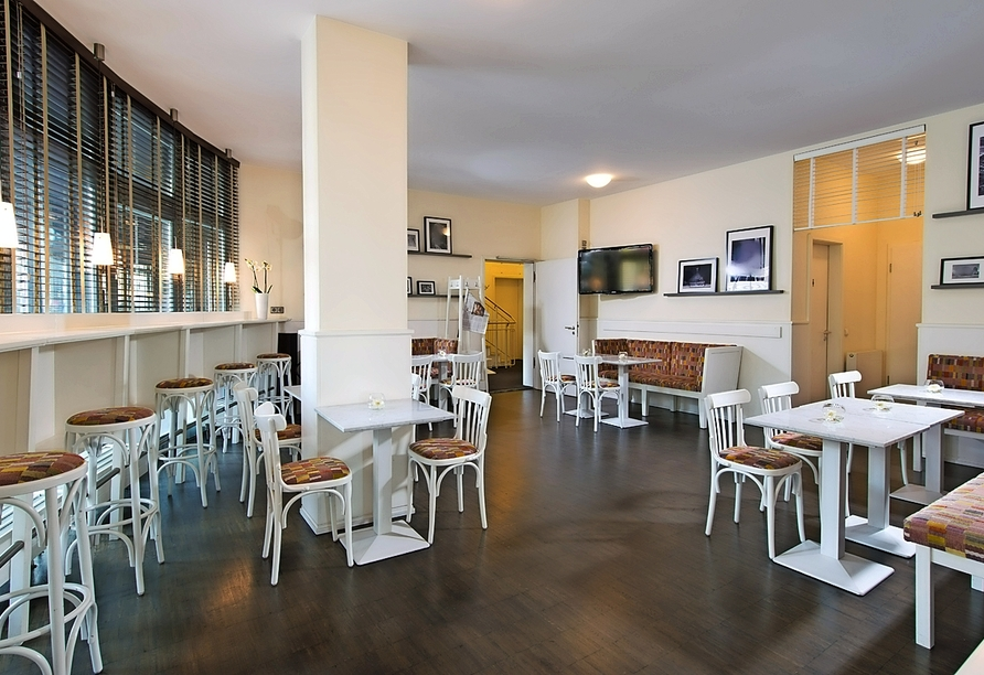HSH Hotel Apartments Mitte Berlin, Lobby