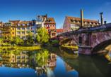 Freuen Sie sich auf einen unvergesslichen Urlaub in der schönen Frankenmetropole Nürnberg!