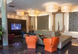 Die Lobby des NOVINA HOTEL Tillypark