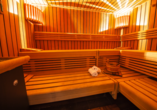 Finnische Sauna des NOVINA HOTEL Tillypark