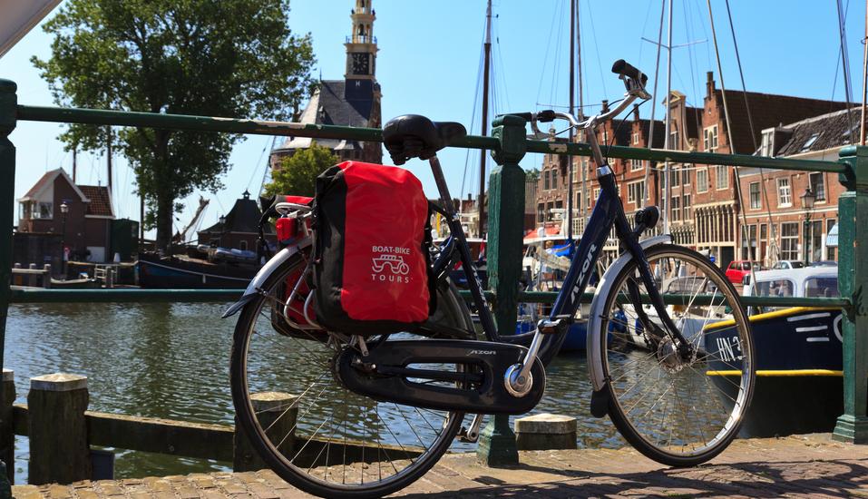 De Willemstad, Rad und Schiff