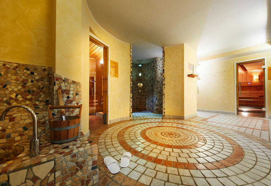AVITAL Resort Winterberg, Wellness