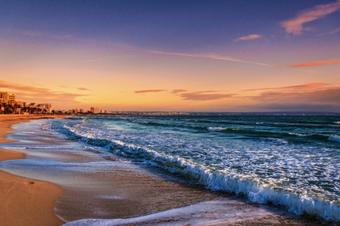 Hotel BQ Amfora Beach, Strand Ca'n Pastilla