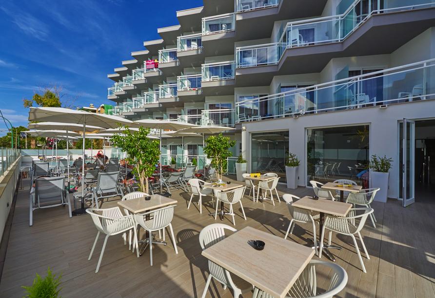 Hotel BQ Amfora Beach, Außenbereich