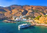 Mietwagen-Rundreise Kreta, Chora Sfakion