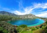 Mietwagen-Rundreise Kreta, Kournas-See