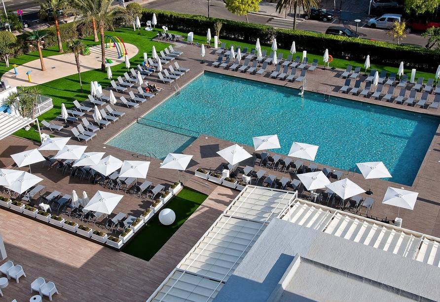 Hotel BQ Delfín Azul, Pool